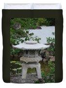 Japanese Lantern Duvet Cover