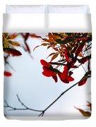 Japanese Maple 1589 Duvet Cover