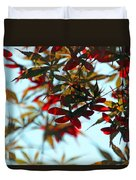 Japanese Maple 1592 Duvet Cover