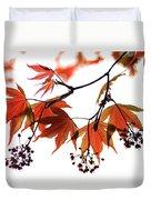 Japanese Maple 2011-2 Duvet Cover