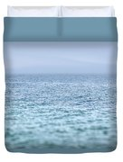 Japanese Sea #1816 Duvet Cover