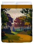 Jardin Du Luxembourg Duvet Cover