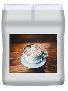 Java Time #1 Duvet Cover