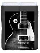 Jay Turser Guitar Bw 4 Duvet Cover