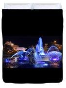 J.c.nichols Fountain-9802b Duvet Cover