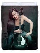 Jeanice Duvet Cover