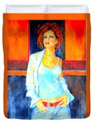 Jeans Duvet Cover