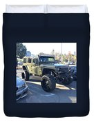Jeep Custom Duvet Cover