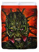 Jeepers Creepers  Duvet Cover