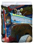 Jeepney Duvet Cover