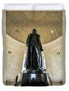 Jefferson Memorial Lll Duvet Cover