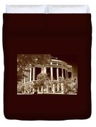 Jeffersonian Duvet Cover