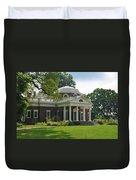 Jeffersons Monticello Duvet Cover