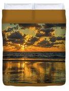 Jekyll Island Sunrise Duvet Cover