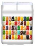 Jellybeans Duvet Cover