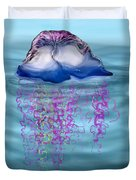 Jellyfish Duvet Cover
