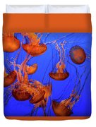 Jellyfish Party Duvet Cover