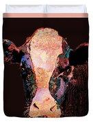 Jemima The Cow Duvet Cover