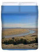 Jenny Brown's Point. Duvet Cover