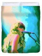 Jenny Lewis 1 Duvet Cover