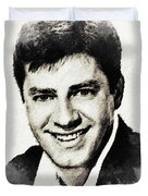Jerry Lewis Duvet Cover