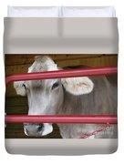Jersey Calf Duvet Cover