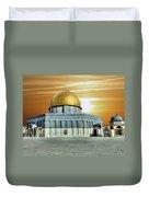 Jerusalem - The Light Duvet Cover