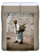 Jerusalem - Water Carrier Duvet Cover