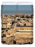 Jerusalem Duvet Cover