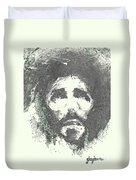 Jesus - 4 Duvet Cover