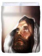 Jesus Wept Duvet Cover