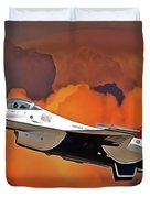 Jet Set Duvet Cover