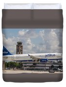 Jetblue Fll Duvet Cover