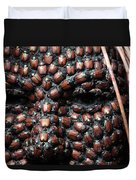 Jeweled Duvet Cover by Adam Long