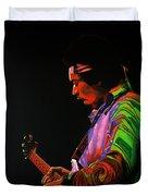 Jimi Hendrix 4 Duvet Cover