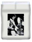 Jimmy Hendrix Purple Haze Duvet Cover
