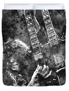 Jimmy Page - 02 Duvet Cover