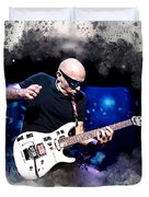 Joe Satriani Duvet Cover