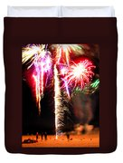 Joe's Fireworks Party 1 Duvet Cover