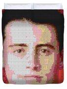 Joey Lego Mosaic Duvet Cover