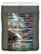 Joffre Gorge - Karijini Np 2am-29568 Duvet Cover