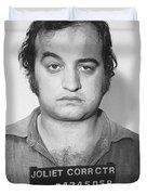 John Belushi Mug Shot For Film Vertical Duvet Cover