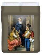 John Brown (1800-1859) Duvet Cover