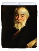 John Butler Yeats 1909 Duvet Cover