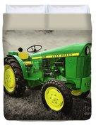 Classic Green  Duvet Cover