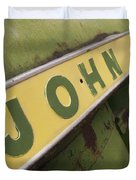 John Deere Duvet Cover