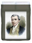 John Laurens Duvet Cover by Granger