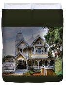 John P. Donnelly House Duvet Cover
