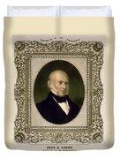 John Quincy Adams, 6th U.s. President Duvet Cover