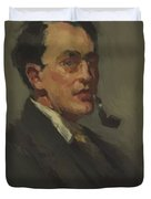 John Sloan 1909 Duvet Cover